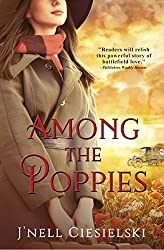 Among the Poppies by J'nell Ciesielski book cover
