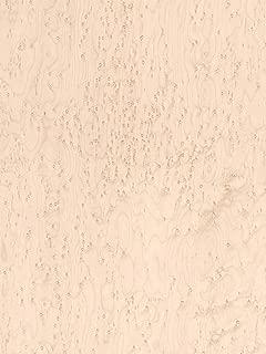Birdseye Maple Exotic Wood Veneer Plain Cut Paper Backer 2' X 4' (24