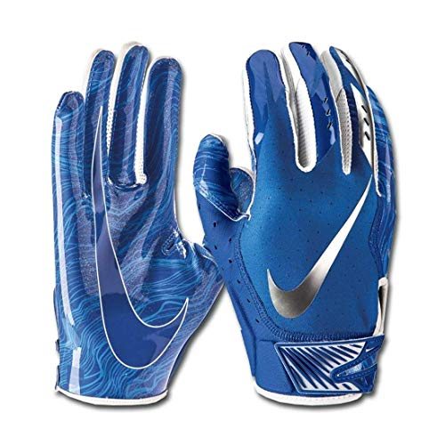 Nike Vapor Jet 5 American Football Handschuhe - Game Royal - large