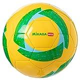 【Amazon.co.jp 限定】ミカサ 3号球(小学校低学年~幼児用) サッカーボール MIFoA(ミフォア) イエロー F3AZ-Y