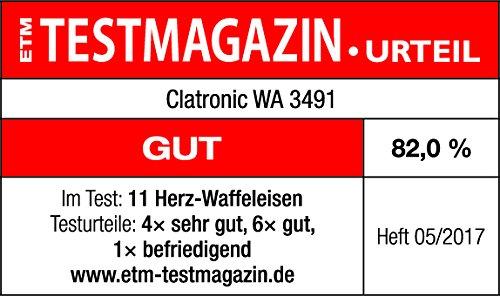 Clatronic WA3491-WH