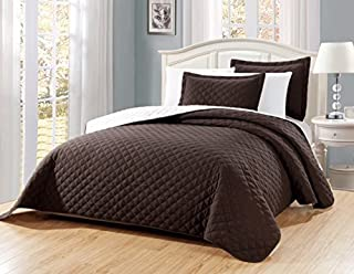 Best linen quilted bedspread Reviews