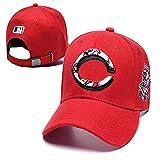 sdssup Herren- und Damenhüte Baseballmützen, Hüte, Hüte, Laufhüte, 6 verstellbar