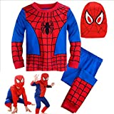 EZB Children's Spider Fancy Dress Outfit (3-4 years)