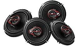 Pioneer TS-R1651D Coaxial Speaker (Black),Pioneer,TS-R1651D,Pioneer TS-R1651D speaker,Pioneer speaker,speaker Pioneer TS-R1651D