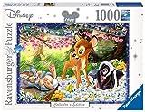 Disney - Puzzle, diseño Bambi, 1000 piezas (Ravensburger 19677) , color/modelo surtido
