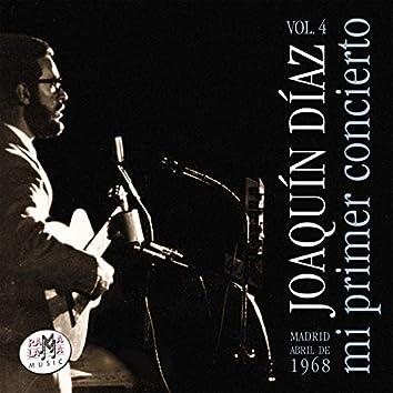 Mi Primer Concierto (Madrid, Abril de 1968), Vol. 4