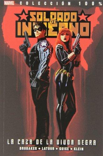 Soldado De Invierno 2. La Caza De La Viuda Negra (100% Marvel (panini))