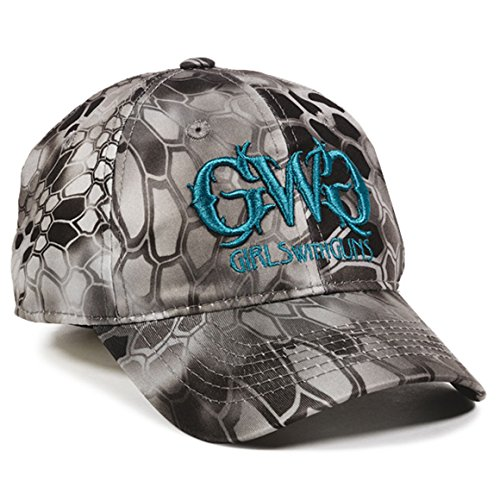 Kryptek Girls with Guns Raid Ladies Performance Camo Cap