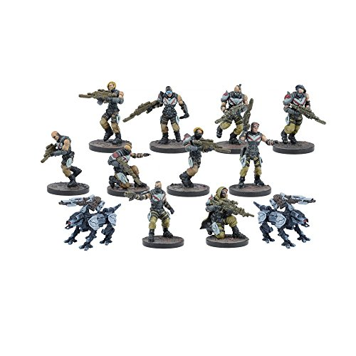 Mantic Games MGWPE302 Enforcer Pathfinders Model