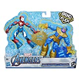 Avengers Bend and Flex Figura Dualpack, Color (Hasbro E91975L0)