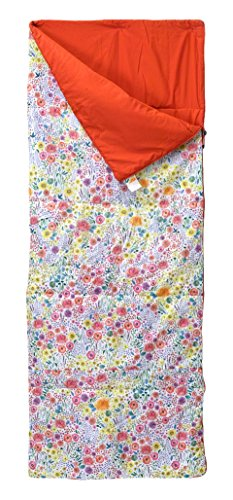 SPICE(スパイス) 寝袋 シュラフ FLOWER [使用可能温度5度] HAKZ2090