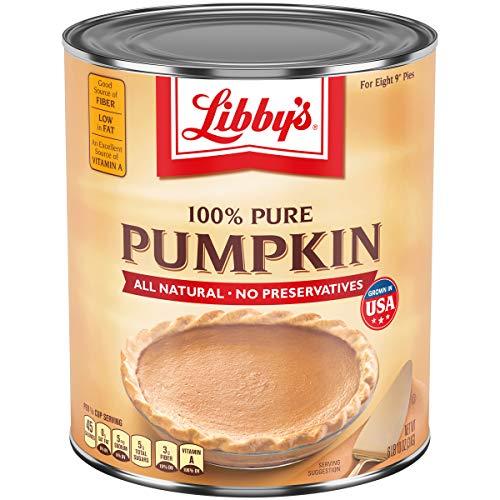 100% Pure Pumpkin
