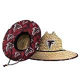 Atlanta Falcons NFL Floral Straw Hat