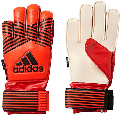 adidas - Fußball-Spielerhandschuhe für Jungen in solar red/Solar orange/Solar gold/Core black, Größe 6
