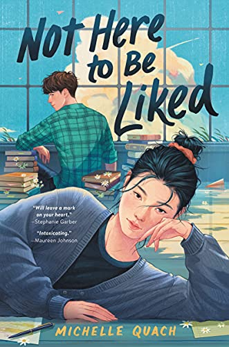 Amazon.com: Not Here to Be Liked eBook : Quach, Michelle: Kindle Store