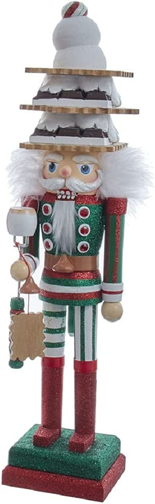 Hollywood Nutcrackers YHA0578B Super popular specialty store Nutcracker 18-Inch Baltimore Mall S'Mores