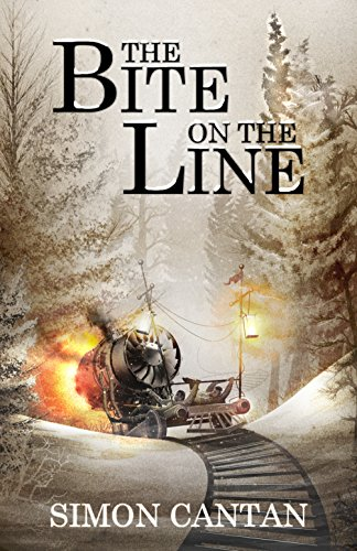 The Bite on the Line (Bytarend Book 1) by [Simon Cantan]
