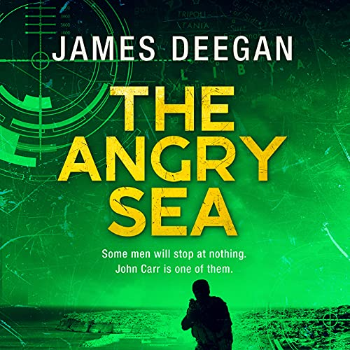 Couverture de The Angry Sea