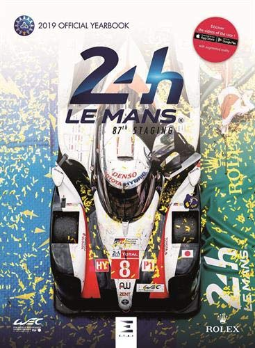 24 Le Mans hours, official year book
