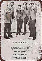 Beach Boy in Pittsburgh ティンサイン ポスター ン サイン プレート ブリキ看板 ホーム バーために