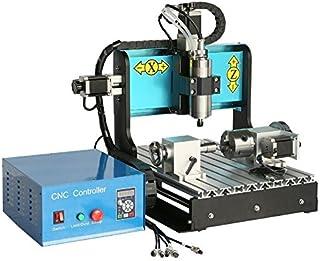 JFT 4 Axis 3040 Cnc Router (800w Spindle) Four Axis 3040 Cnc Engraver / Cnc Engraving Machine / Cnc Machine