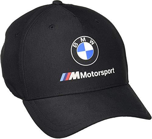 fit BMW M Motorsport Baseball Hat Cap,Men and Women Adjustable Car Logo Cap,Loyal Team Fans Car Racing Motor Cap (Black M Motorsport)