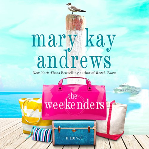 The Weekenders audiobook cover art