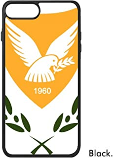 Cyprus National Emblem Country for iPhone 8 Plus Cases Phonecase Apple Cover Case Gift