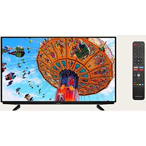 GRUNDIG 55GFU7960B TV 55 Led 4K/ UHD 4K/Android TV/Chromecast/Asistente de Google