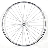 Rueda Delantera Westrick 28 x 1 ½ de Acero Cromado para Bicicleta clásica