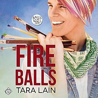 Fire Balls audiobook cover art