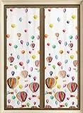 mauro Tende CAMERETTA Bambini - Coppia Tende per Finestra CONFEZIONATE (Finestra 60x150 cm)