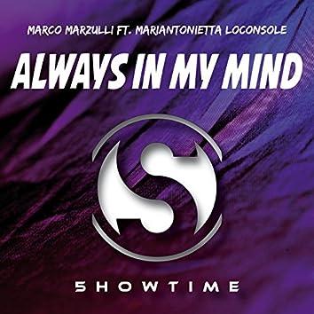 Always in My Mind (feat. Mariantonietta Loconsole)