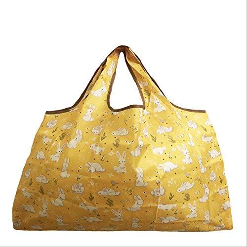 ILBOTTEGONE Casual Vintage Handtasche Tägliche Arbeitstasche Umhängetasche Faltbare Handtasche Taschen für Frauen68 x 58 cm