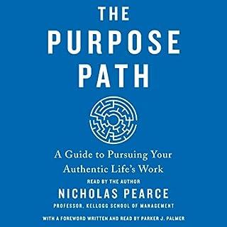 The Purpose Path audiobook cover art
