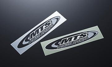 M-Techno M.T.S.OTHER(エムテクノ エム・ティ・エス・アザー)Original Gear(オリジナル ギア)M.T.S.Oval Decal(エム・ティ・エス・オーバルデカール)