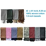 Explore Land Cotton Shemagh Tactical Desert Scarf Wrap 7
