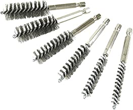 IPA Tools 8080 Twisted Wire Stainless Steel Bore Brush Set