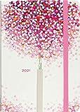 2021 Lollipop Tree Weekly Planner (16-Month Engagement Calendar)