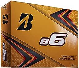 Bridgestone 2019 e6 White Golf Balls (One Dozen)