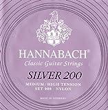 HANNABACH シルバー200 E900MHT Set