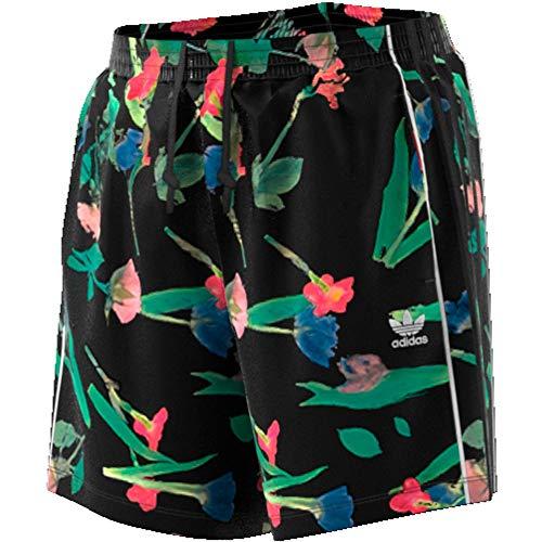 Short Femme Adidas Floral Allover Print