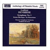 DEVREESE: Symphony No. 1 / Poeme Heroique by Frederic Devreese