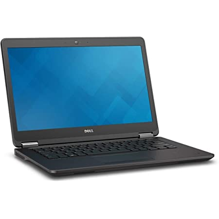"""Dell Latitude E7450 14"""" Intel Core i5-5300U 2,3 GHz (2,9 GHz turbo), 8 GB de RAM, 128 GB SSD, WLAN, Webcam, gráficos integrados, Windows 10 Professional (reacondicionado) - QWERTY"""