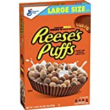 Reese's, Breakfast Cereal, Peanut Butter Puffs, 16.7 Oz