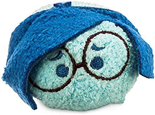Disney Inside Out Tsum Tsum Sadness Exclusive 3 3 4 Plush by Disney by Disney