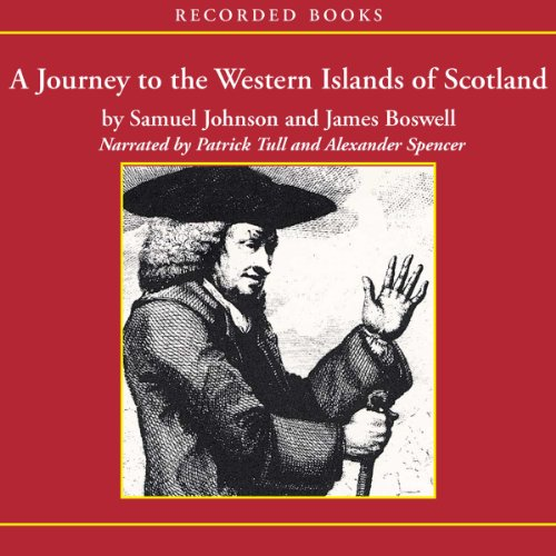 A Journey to the Western Islands of Scotland audiobook cover art