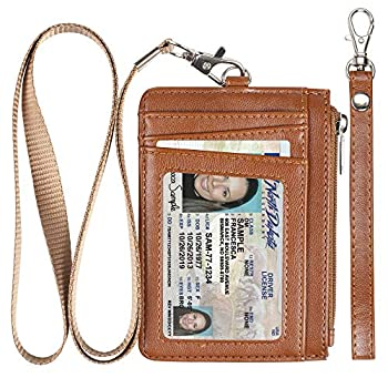 Best leather wallet lanyard Reviews