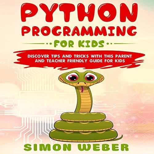 Couverture de Python Programming for Kids